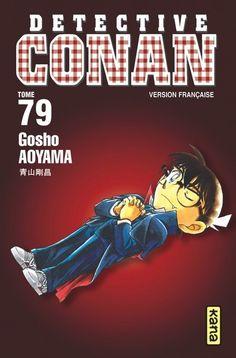 Couverture Détective Conan, tome 79