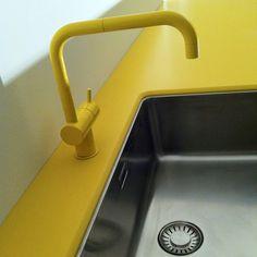 Inspiratie: Vola KV1 kitchen mixer