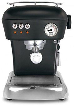 Ascaso Dream UP V3 Espresso Machine Dark Black
