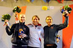 Climbing should be an Olympic sport, says 2011 World Cup winner