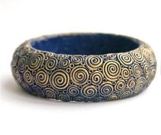 Bracelet by KSSANDORIUM | Polymer Clay Planet