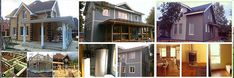 Sd, Workshop, Cabin, House Styles, Outdoor Decor, Projects, Home Decor, Log Projects, Atelier