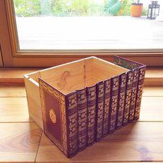 DIY #49 - Une boîte de rangement secrète | Pierre Papier Ciseaux