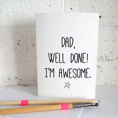Hahahahahaha If I put that on the inside my dad will probably choke on his coffee. From laughing :P