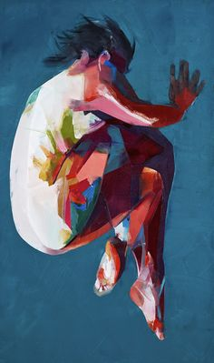 Modern art by Simon Birch