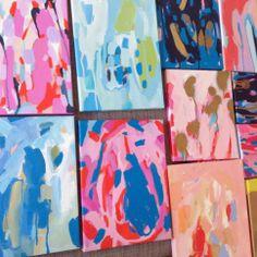 Emily Rickard Paintings