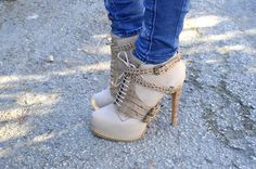 #Shoes #Jean #Winter #Boots