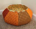 Floor Basket Sewing Pattern