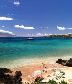 Makena Beach, Maui, Hawaii  My parents told me that's where I get my name
