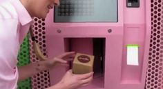 Sprinkles Cupcake ATM -  must visit now!