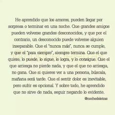 Amores, amigos y mas....