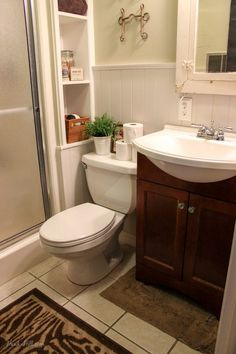 97 Best Small Bathroom Designs Images Bathroom Home Decor