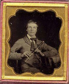 (c.1850s-1860s) Musician (Flute Player)