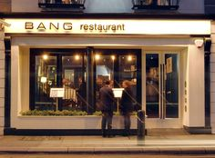 BANG Restaurant & Bar serves exceptional quality food just off St Stephen's Green, Dublin 2 near the Merrion Hotel. Restaurant Photos, Restaurant Bar, Places To Eat, Great Places, Gift Vouchers Online, Restaurants In Dublin, Tasting Menu, Little Island, Fine Dining