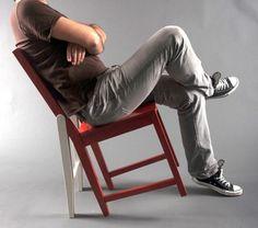 Attitude Chair : เก้าอี้เอนได้