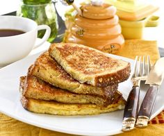Quick and easy French Toast for a delicious and satisfying breakfast. Ready in 10 minutes and perfect with a cuppa.
