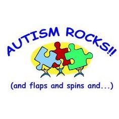 Autism Rocks....