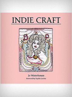 Indie Craft - The Art of Kitsch DIY $19.95