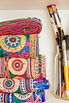 Captain and the Gypsy Kid—See the World Through Pattern and Colour
