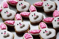 Cute cookies for Easter