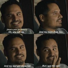 I freaking love Luis. He was the only good part of Ant-Man.