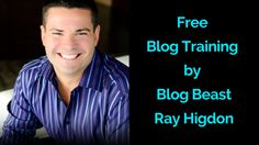http://withkarenandrews.com/free-blog-training/   Want to make money with your blog?  Blog beast Ray Higdon gives a rare free training.  (Expires Wed Nov 11/15)  Watch it now