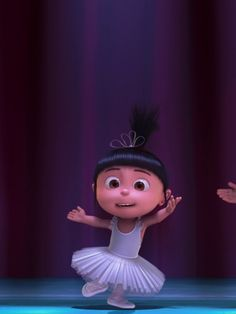 iPhone Lock Sreen Wallpapers HD from Uploaded by user, Agnes Does Ballet Lock Screen Agnes Despicable Me, Minions Despicable Me, Disney Art, Disney Pixar, Walt Disney, Funny Iphone Wallpaper, Disney Phone Wallpaper, Cute Cartoon Pictures, Cartoon Pics