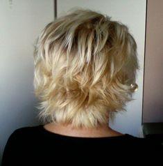 My new hair style!