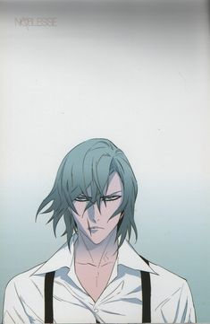 Tags: Anime, Official Art, Noblesse, M-21, Lee Gwang-su