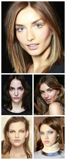 Spring/Summer 2014 hair trends - mid length hairstyle