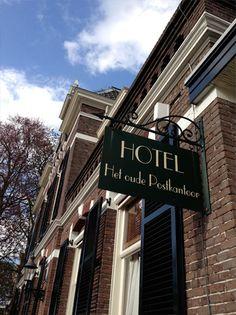 Hotel Het Oude Postkantoor (The Old Post Office), Brummen, Gelderland