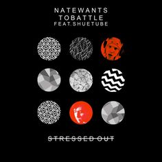 """Stressed Out, a song by NateWantsToBattle, ShueTube on Spotify   Cover of Twenty One Pilots song """"Stressed Out""""."""