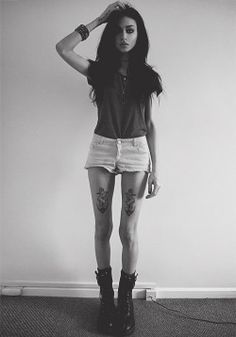 Thigh Gap Please