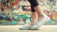 #lacoste #white #fashion #shoes #officeshoes https://www.officeshoes.hu/cipok-noi-lacoste/444/18/order_asc
