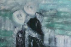 "Saatchi Art Artist Min Zou; Painting, ""A promise"" #art"