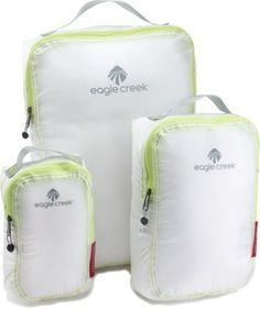 Eagle Creek Pack-It Specter Cube Set - favorite packing cubes Winter Travel Packing, Travel Tips, Travel Europe, Travel Ideas, Her Packing List, Packing Tips, Eagle Creek Pack It, Packing Cubes, Walkabout