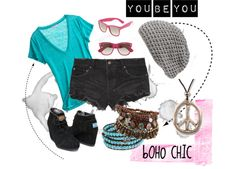 """""""BOHO CHIC"""" by sunyb on Polyvore"""