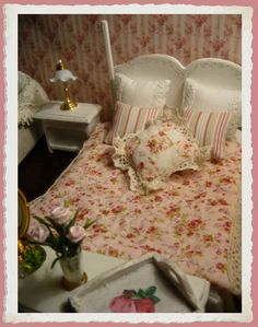 Lissun nukkekoti, Lissus dollhouse: Shabby Chic