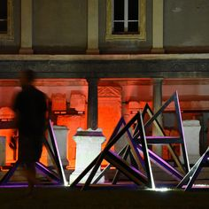 Trii   Reverse for Path Festival 2015. Museo Maffeiano Lapidario, Verona.