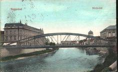 El puente sobre el río Körös