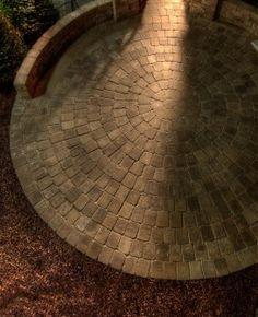 Www Interlock Concrete Com Victorian Circle Patio Paver