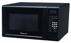 Magic Chef Mcm1110b 1 Cubic Feet 1000 Watt Microwave With Digital Touch Black Review Https