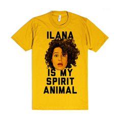 Ilana Is My Spirit Animal