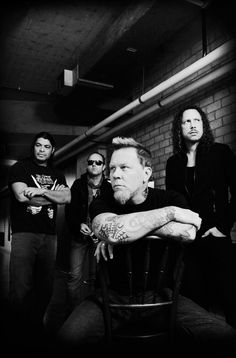 Photo of Metallica for fans of Metallica 32496309 Robert Trujillo, Music Love, Music Is Life, Rock Music, My Music, James Hetfield, Jason Newsted, Cliff Burton, Thrash Metal