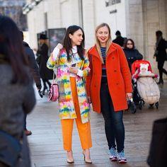 Alena Soboleva @yasoboleva With my not only ...Instagram photo | Websta (Webstagram) New York Fashion week Winter 2015 #nyfw #nyfw2015