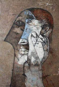 Jamil Naqsh and the Picasso inspiration