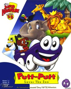 Putt-Putt Saves the Zoo - Humongous Entertainment Games Wiki - Wikia