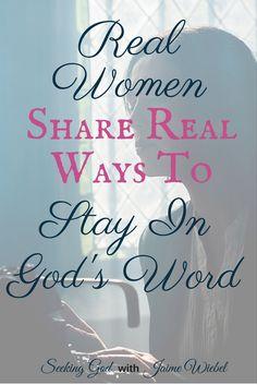 Women seeking god