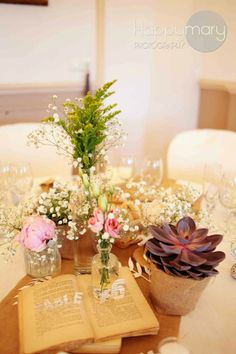 my wedding rustic decoration
