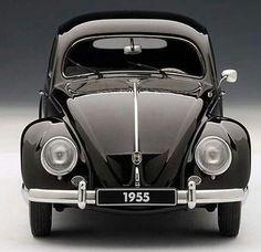 A 1961 VW Bug Journey